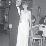 Marika Lichter mit ihrem Vater Ferdinand Tuli Lichter