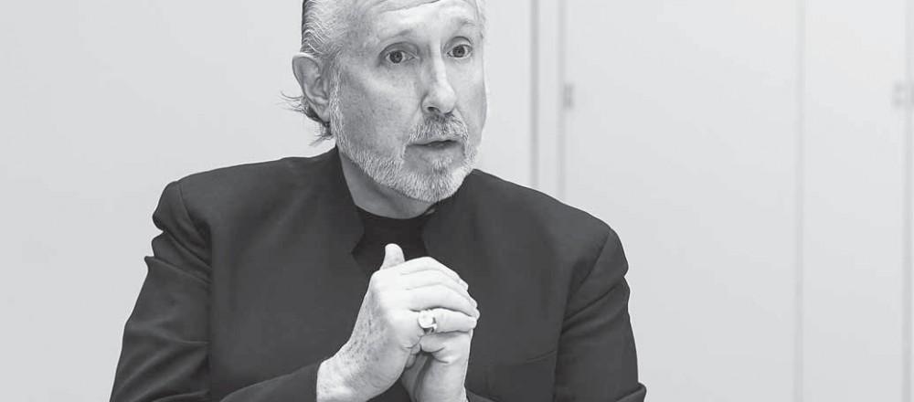 Der den Opfern Seele gibt Peter Menasse und Ida Salamon im Gespräch mit dem weltberühmten Tenor Neil Shicoff