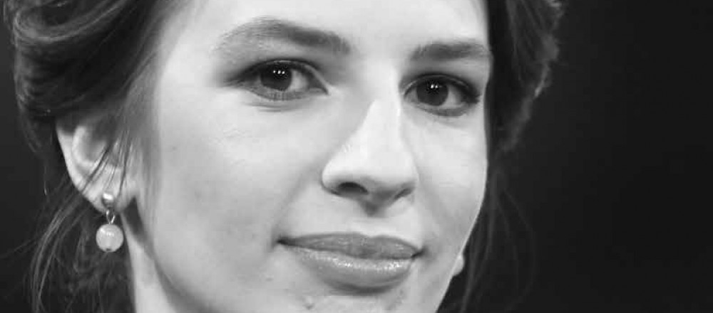 """""""Ich rebelliere"""" Marina Weisband im Gespräch mit Eva Konzett"""