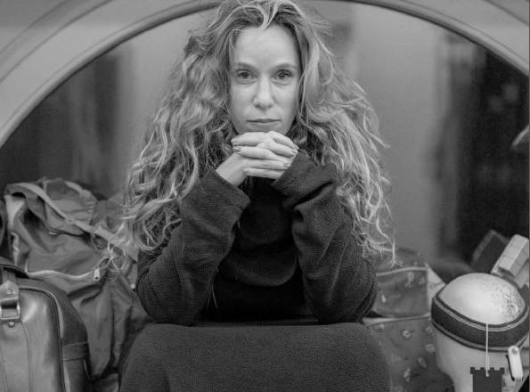 """Von Albträumen, Ängsten und Vertrauen Die israelische Theaterautorin und Regisseurin Yael Ronen hat am Wiener Volkstheater ihr Stück """"Gutmenschen"""" uraufgeführt."""